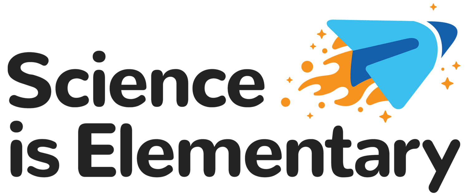 science is elementary logo